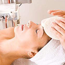 Anti-aging facial treatments - central CT day spa